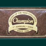 Archer Champion Banner