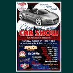Mo Doggies Car Show 2008 Poster