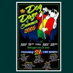 Dog Daze 2005 Poster