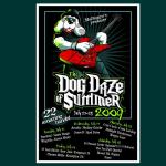 Dog Daze 2009 Poster