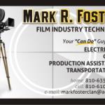 Mark R. Foster Business Card