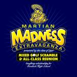 Martian Madness Logo