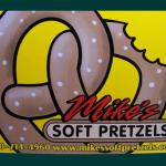Mikes Soft Pretzels