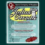 Julius Ceasar Poster
