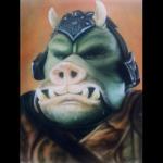 Orc Illustration