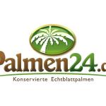 Palmen 24 Logo