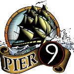 Pier 9 Logo