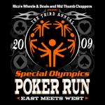 Special Olympics Poker Run 2009