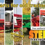 Steiner Tractor Parts Banner