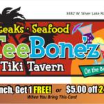 Tee Bonez Business Card